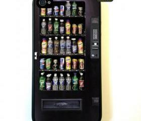 Iphone 4 Case Snack Vending Machine iPhone 4S Case