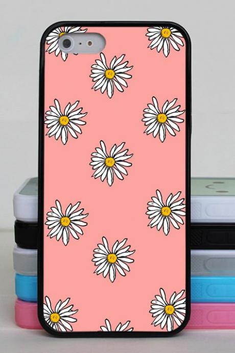 Little Daisy iphone 6 case,iphone 6 plus case,iphone 5 case,iphohne 5s case,iphone 5c case,iphone 4 case,iphone 4s case for Samsung Galaxy S3 S4 S5 cover skin case