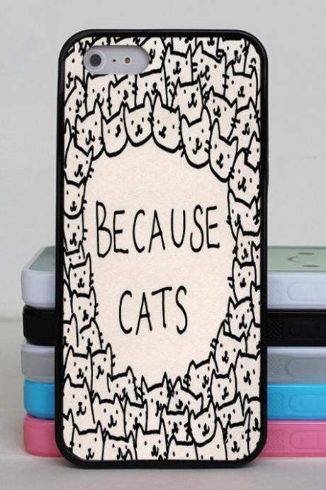 cat iphone 6 case,iphone 6 plus case,iphone 5 case,iphohne 5s case,iphone 5c case,iphone 4 case,iphone 4s case for Samsung Galaxy S3 S4 S5 cover skin case
