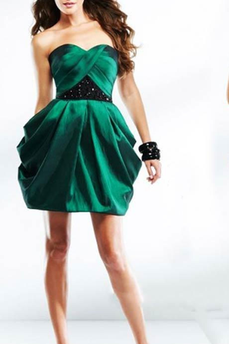 Bd07071 Charming Homecoming Dress,A-Line Homecoming Dress,Satin Homecoming Dress, Short Prom Dress