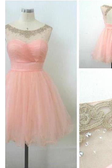 Bg955 Short Homecoming Dress,Tulle Homecoming Dress,Backless Homecoming Dress,Prom Gown,Prom Dress for Teens,Sweet 16 Dress